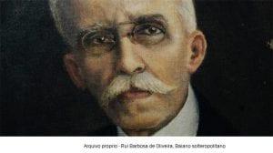 O Discurso de Rui Barbosa no Senado em 1914