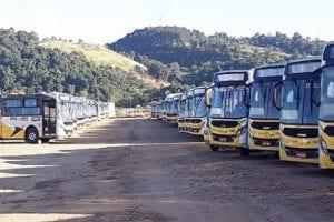 Paralisação de motoristas da SOU Atibaia interrompe circulação de ônibus nesta terça-feira (28)