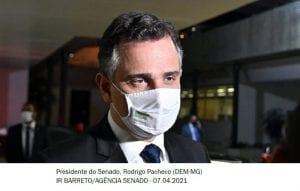 Pacheco consultará Mesa sobre inclusão de governadores na CPI