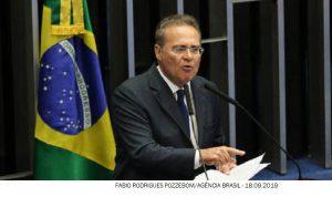 Justiça impede Renan Calheiros de assumir relatoria da CPI
