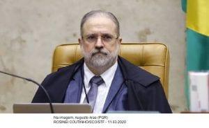Aras pede que Nunes Marques seja relator do caso de missas e cultos