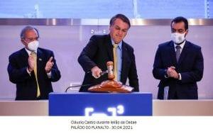 Leilão da Cedae arrecada R$ 22,6 bilhões; bloco 3 fica sem vencedor