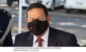 Punição a Pazuello evitará anarquia nas Forças Armadas, diz Mourão