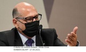 Covas contradiz Pazuello e vê ações do governo afetarem CoronaVac