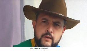 Moraes mantém prisão preventiva do caminhoneiro Zé Trovão