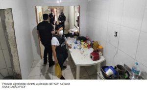 PCDF prende na Bahia traficante de abortivos que atuava em todo país