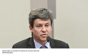 Paulo Valle é indicado para assumir Secretaria do Tesouro Nacional