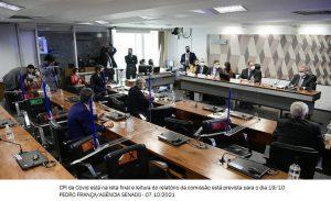 Frente parlamentar acompanhará desdobramentos da CPI da Covid
