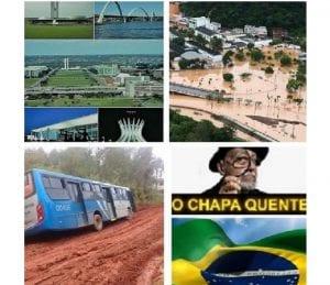 Impunidade de Brasília a Franco da Rocha-SP. Jamais, distintas leis alcançarão os Corruptos