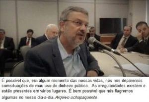 Moro libera delação onde Palocci diz que Lula sabia de corrupção na Petrobrás