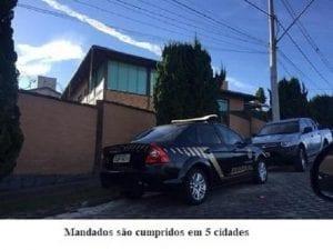 Nova fase de operação mira fraudes em obras de Barbacena (MG)