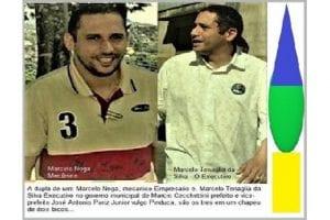 Na integra – sucesso escuso? Marcelo Tenaglia da Silva (Marcelo Nega), está no ramo, ainda…