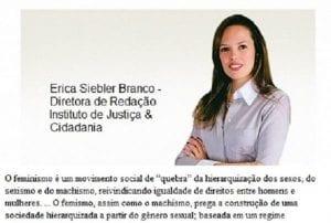 OLHARES FEMININOS SOBRE O PRESENTE E O FUTURO