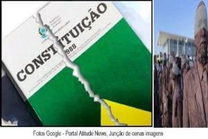 """""""O Crime no Brasil é tão organizado, que seu Departamento Jurídico é o STF."""""""