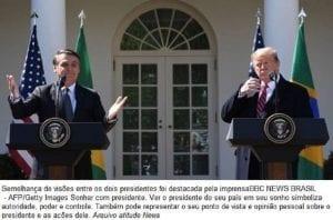 Bolsonaro nos EUA: Encontro com Trump e repercussão no Twitter são destaques na mídia americana