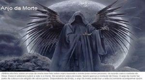 Existe um anjo da morte na Bíblia que leva as pessoas à morte?