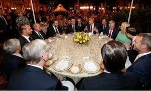 Bolsonaro e Trump conversam sobre pacote bilateral de comércio