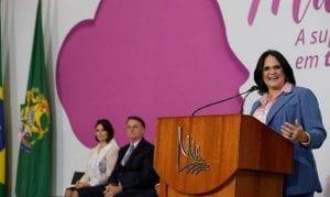 campanha para mulheres entrarem na política