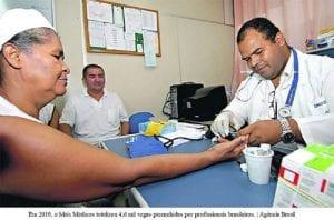Médicos pelo Brasil terá mais 200 profissionais atuando no Pará