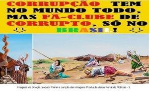 Moisés, no Deserto, Brasil, e as Cobras-2